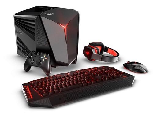 Lenovo ra mắt 2 PC chơi game hỗ trợ VR ảnh 2