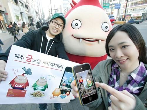 Pokémon GO 'thất sủng' ở Hàn Quốc? ảnh 1