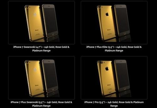 iPhone 7 có 3 phiên bản, khai tử mẫu 32GB ảnh 1