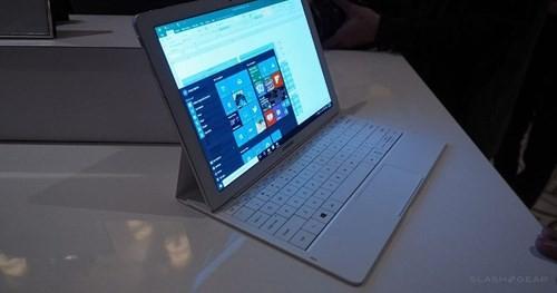 Samsung sắp ra mắt tablet chạy Windows 10 ảnh 1