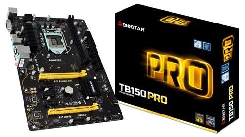 Biostar ra mắt bo mạch chủ TB150 Pro ảnh 1