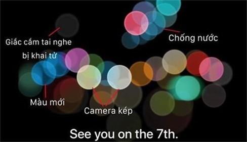 iPhone 7: Giá từ 790 USD, không có bản 64GB ảnh 1