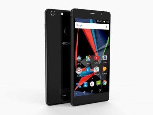 Thêm lựa chọn smartphone selfie mới từ Archos ảnh 1