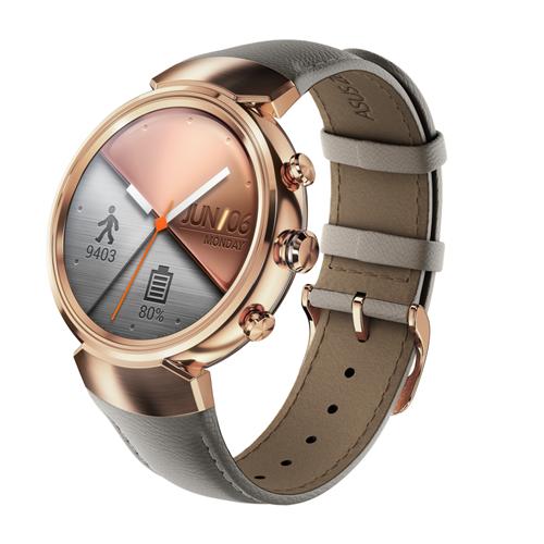 Ngắm smartwatch Asus ZenWatch 3 vừa ra mắt ảnh 1