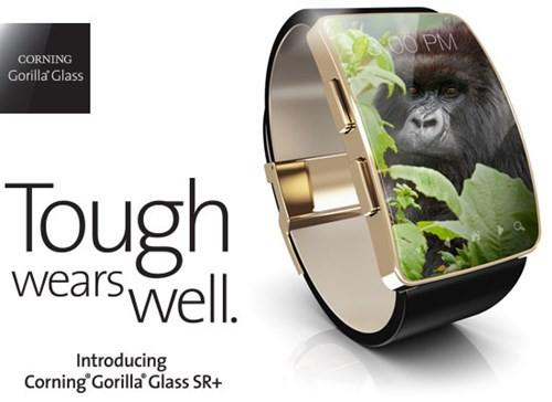 Smartwatch trang bị kính cường lực Gorilla mới ảnh 1