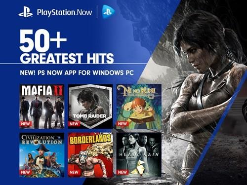PlayStation Now stream hơn 400 trò chơi PlayStation 3 về PC ảnh 1