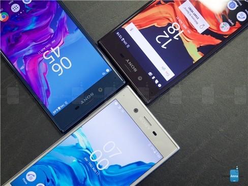 Ngắm siêu smartphone Sony Xperia XZ vừa ra mắt ảnh 1