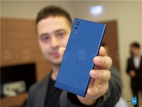 Ngắm siêu smartphone Sony Xperia XZ vừa ra mắt ảnh 2