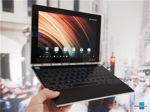 Cận cảnh tablet hàng độc Lenovo Yoga Book ảnh 1