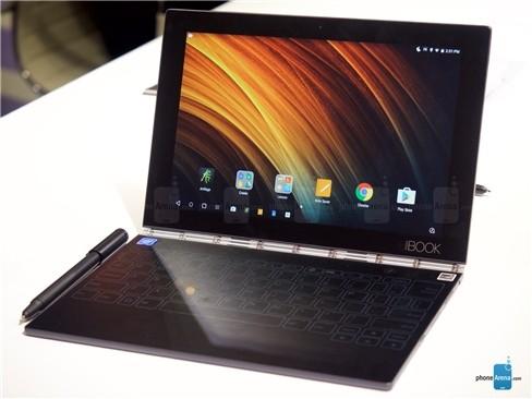 Cận cảnh tablet hàng độc Lenovo Yoga Book ảnh 4