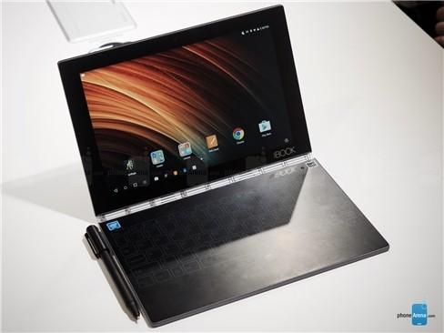 Cận cảnh tablet hàng độc Lenovo Yoga Book ảnh 6