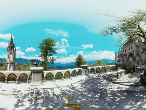 Ngỡ ngàng với screenshot 8K cực đẹp của The Witcher 3 ảnh 1