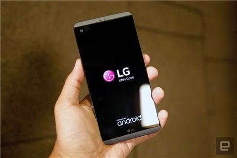 Smartphone camera kép LG V20 chính thức ra mắt ảnh 12