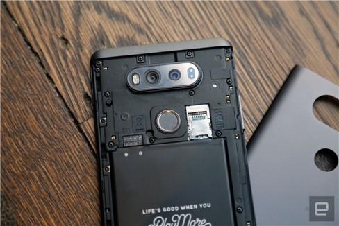 Smartphone camera kép LG V20 chính thức ra mắt ảnh 14