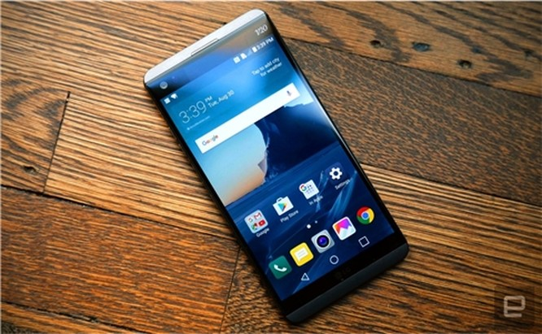 Smartphone camera kép LG V20 chính thức ra mắt ảnh 1
