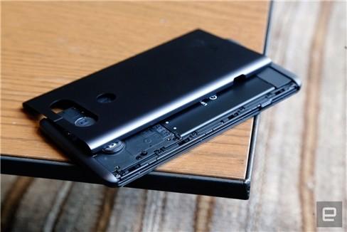 Smartphone camera kép LG V20 chính thức ra mắt ảnh 3
