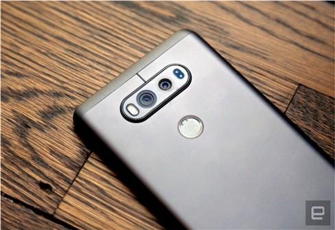 Smartphone camera kép LG V20 chính thức ra mắt ảnh 4