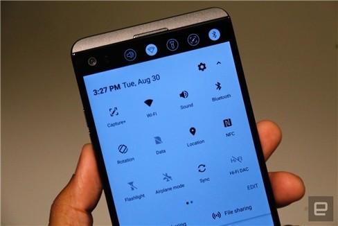 Smartphone camera kép LG V20 chính thức ra mắt ảnh 5