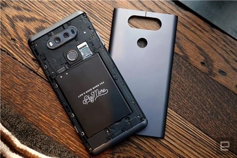 Smartphone camera kép LG V20 chính thức ra mắt ảnh 9