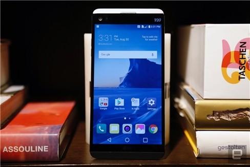 Smartphone camera kép LG V20 chính thức ra mắt ảnh 16