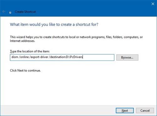 Windows 10: Sao lưu và phục hồi driver với một dòng lệnh ảnh 3
