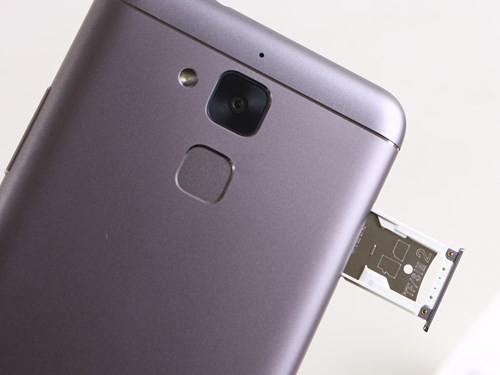 Cận cảnh smartphone Asus ZenFone 3 Max ảnh 5