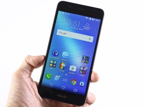 Cận cảnh smartphone Asus ZenFone 3 Max ảnh 2