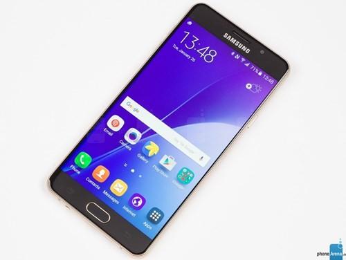 Samsung Galaxy A7 2017 bị rò rỉ cấu hình ảnh 1