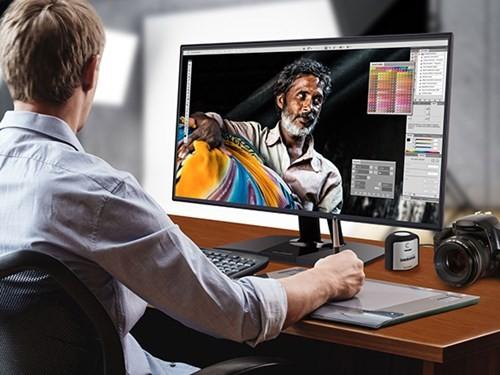 ViewSonic ra mắt màn hình mới cho phép cân chỉnh màu ảnh 1