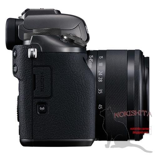 Canon EOS M5 chưa ra mắt đã gây xôn xao ảnh 5