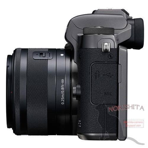 Canon EOS M5 chưa ra mắt đã gây xôn xao ảnh 6