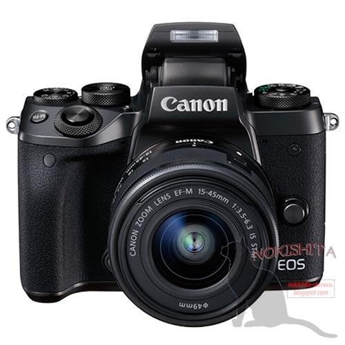 Canon EOS M5 chưa ra mắt đã gây xôn xao ảnh 3