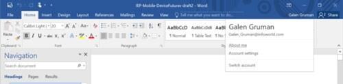 Hướng dẫn chia sẻ tài liệu Office 365 ảnh 5