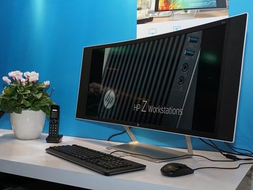 Loạt màn hình siêu mỏng của HP cập bến Việt Nam ảnh 4
