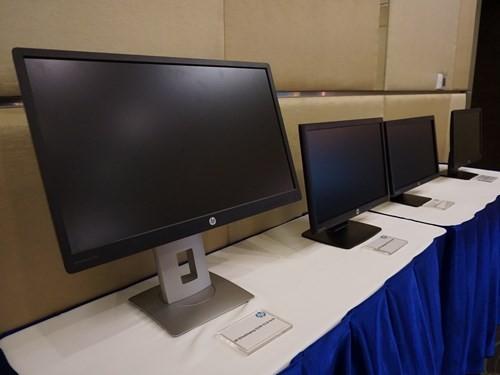 Loạt màn hình siêu mỏng của HP cập bến Việt Nam ảnh 8