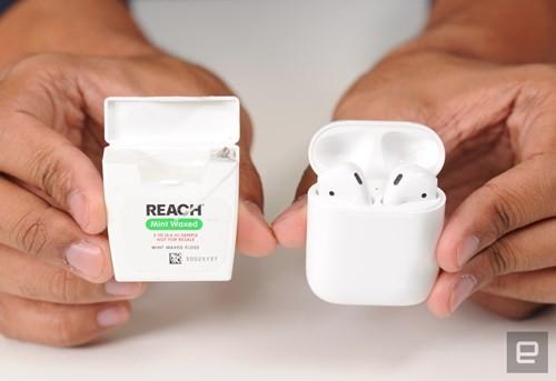 Lộ diện phụ kiện chống mất tai nghe AirPods ảnh 3