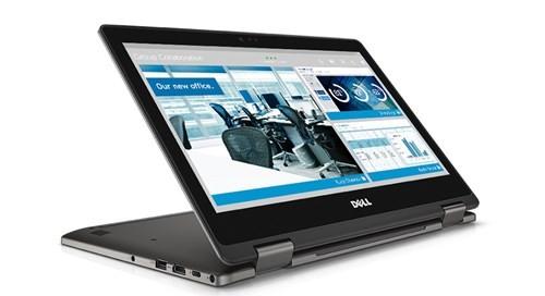 Dell ra mắt laptop 2-trong-1 Latitude 13 3000 ảnh 1