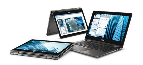 Dell ra mắt laptop 2-trong-1 Latitude 13 3000 ảnh 2