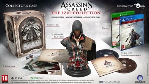 Bộ sưu tập game mới cho Assassin's Creed ảnh 1
