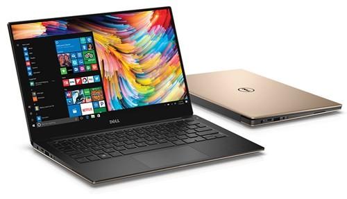 Dell XPS 13 ra bản màu Gold, pin khủng ảnh 2