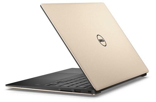 Dell XPS 13 ra bản màu Gold, pin khủng ảnh 1