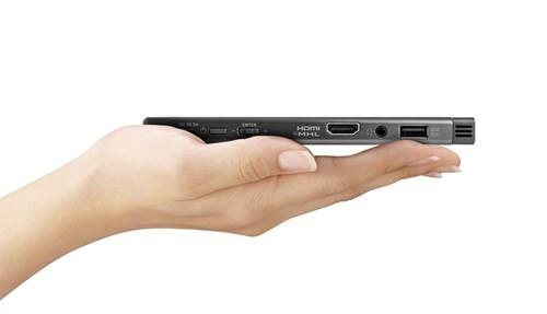 Sony ra mắt máy chiếu di động cự ly ngắn ảnh 2