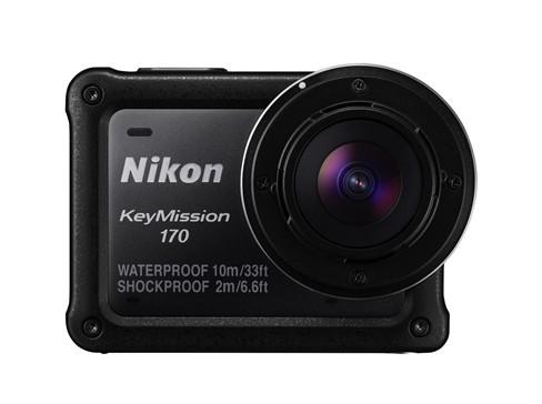 Nikon ra mắt bộ đôi camera thể thao mới ảnh 2