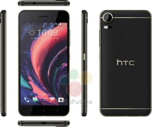 Ngắm loạt ảnh chi tiết của HTC Desire 10 Lifestyle ảnh 2