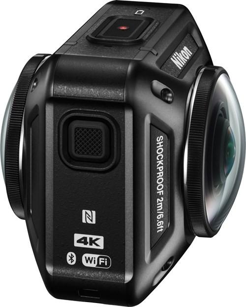 Nikon ra mắt bộ đôi camera thể thao mới ảnh 1