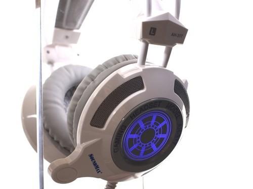 Cận cảnh tai nghe chơi game Soundmax AH-317 ảnh 3