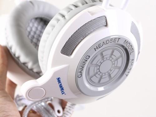 Cận cảnh tai nghe chơi game Soundmax AH-317 ảnh 8