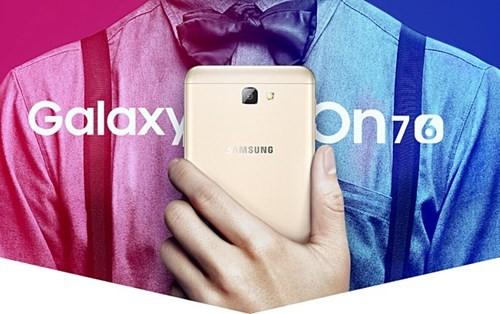 Video: Ra mắt Samsung Galaxy On7 2016 với giá 240 USD ảnh 2