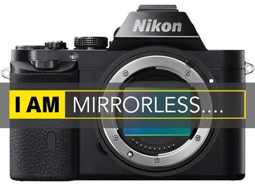 Nikon sẽ có máy ảnh không gương lật cảm biến full-frame ảnh 1