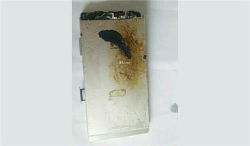 Sau Galaxy Note 7, đến lượt Huawei P8 phát hỏa ảnh 3